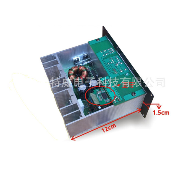 Best Price High Power 12V 600W Car Bluetooth Amplifier Board Subwoofer Amplifiers