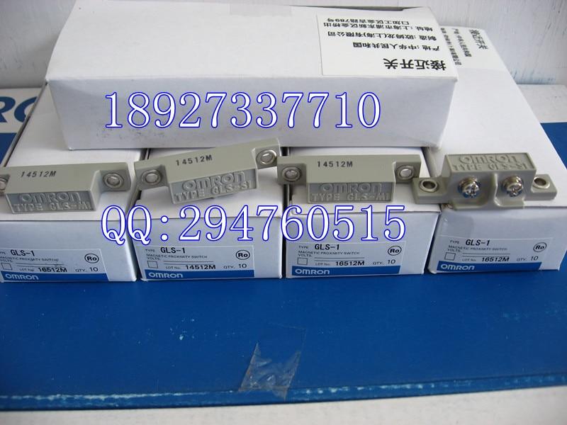 [ZOB] Guarantee new original OMRON Omron proximity switch GLS-1  --5PCS/LOT new original ifs204 door proximity switch high quality