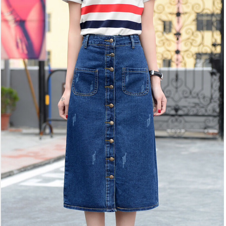 Compare Prices on Denim Vintage Skirt- Online Shopping/Buy Low ...