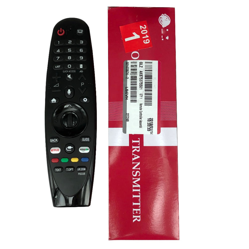 NEW Original for LG AN MR18BA AEU Magic Remote Control with Voice Mate for Select 2018