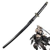 Игра Touken Ranbu Online Doutanukimasakuni катана, деревянная меч Косплэй макет самурайского меча