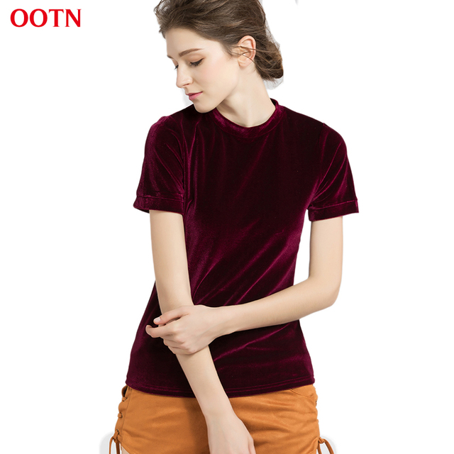 OOTN Summer Tshirt for Woman