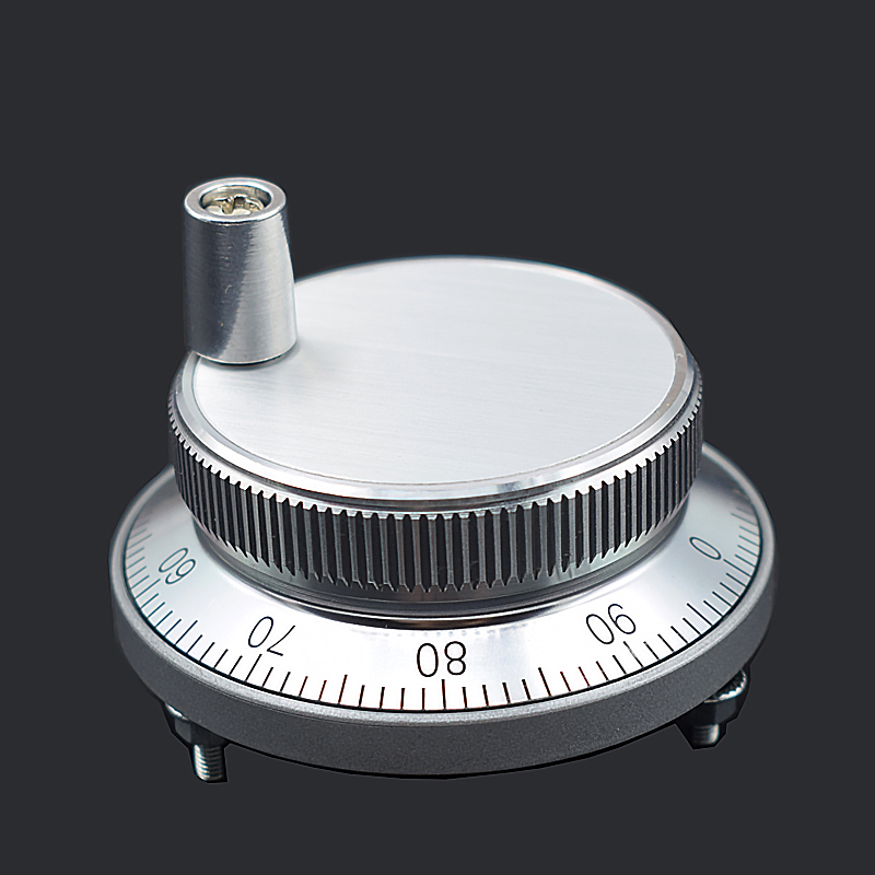 Générateur d'impulsions manuel/encodeur d'impulsions de roue à main