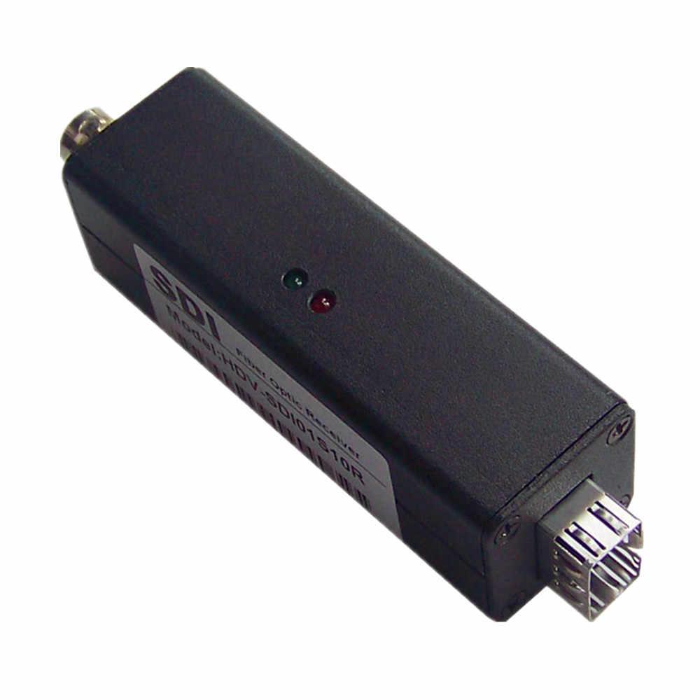 ZY-STF502 HD SDI BNC Selama Fiber Optic Media Converter 1080 P tidak ada Delay Losss HD SDI Optik Video Transmitter Receiver Melalui serat