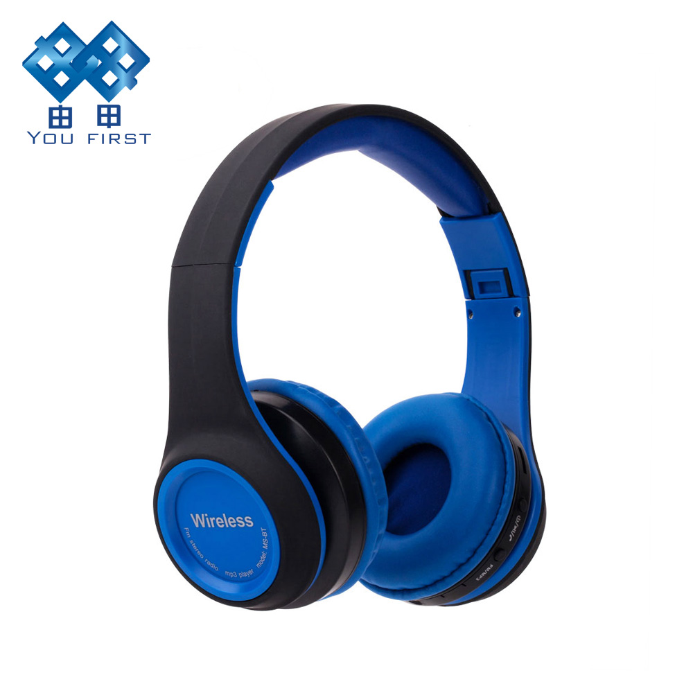 Headsets Sport Wireless Bluetooth Headphones With Microphone Wired FM Stereo Radio Mp3 Player TF Card for Mobile Phone iPhone ms991 wireless headphones digital stereo bluetooth 4 2 edr headset card mp3 player earphone fm radio music for all
