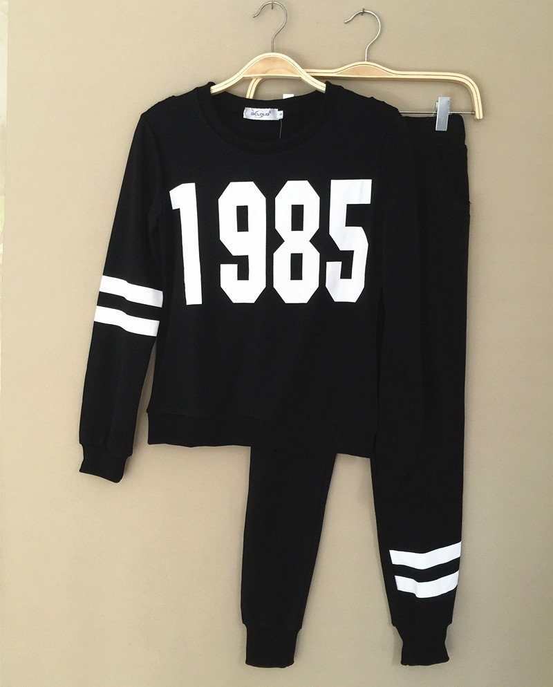Pullovers From Print 2015 Sports com Clothing Suits-in 1985 Womens Hoodies On Alibaba Aliexpress Piece Sweatshirts 2 Women's Group Autumn Winter Jogging Set Suit Digital Sweatshirt amp; Fashion Women
