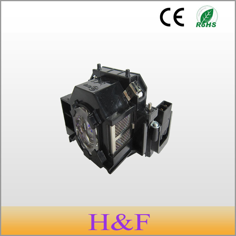 ФОТО Free Shipping ELPLP42(V13H010L42) Compatible Replacement Projector Lamp With Housing For Epson Proyector Projetor Luz Lambasi