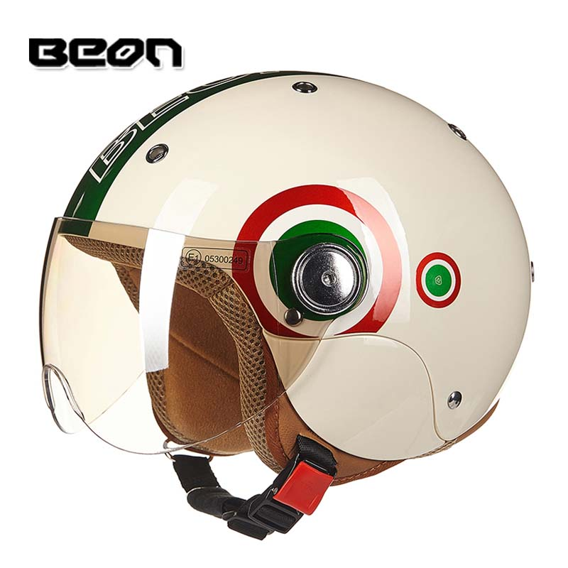 2018 Summer New half Face BEON child motorbike helmet ABS B-103ETK children motorcycle helmets for boys girls for four seasons free shipping beon new fashion motorcycle half face summer moto helmet breathe four seasons authentic harley motorbike capacete
