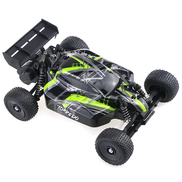 Remote Control Toy 4 Channels RC Off Road Racing Car 12km/H 1/32 Full Scale RC Car Professional Servo Stainless Accessory