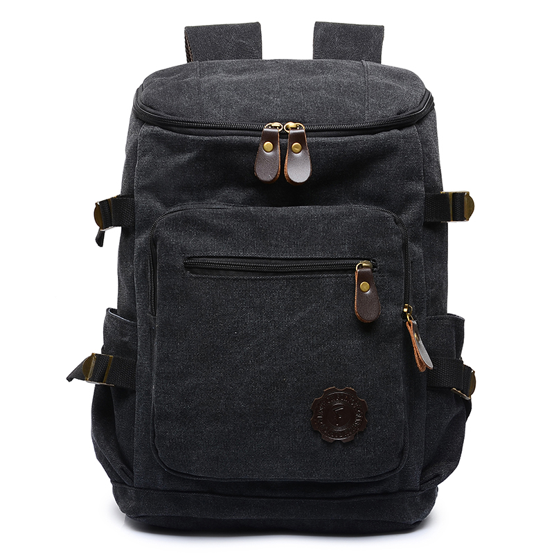 High quality canvas notebook laptop bag student school bag mountaineering bag 17inch bag suit for 14/15.6inch laptop bprd heo 11 flesh and stone