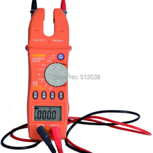 MS2600 digital auto/manual range clamp meter