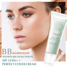 kissbeauty BB Cream 3 Color Moisturizing Nude Makeup Isolation Brightening Concealer Liquid Foundation CC Cream Primer 1PCS цена