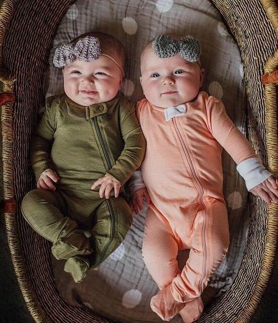 Toddler Baby Boys Girls Long Sleeve Blanket Sleeper