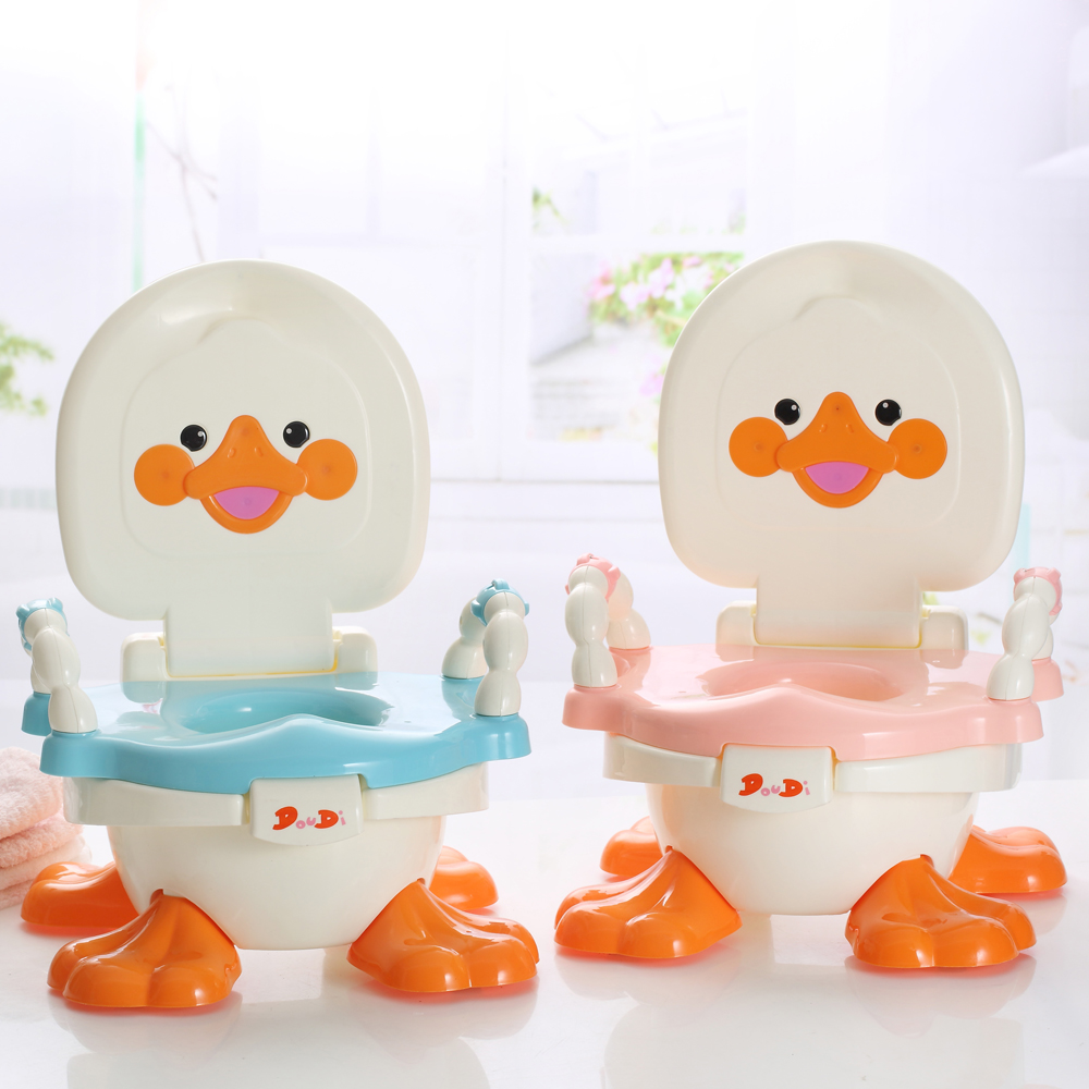 Multifunctional Baby Training Potty 3:1 Plastic Children Kids Baby Toilet Chair