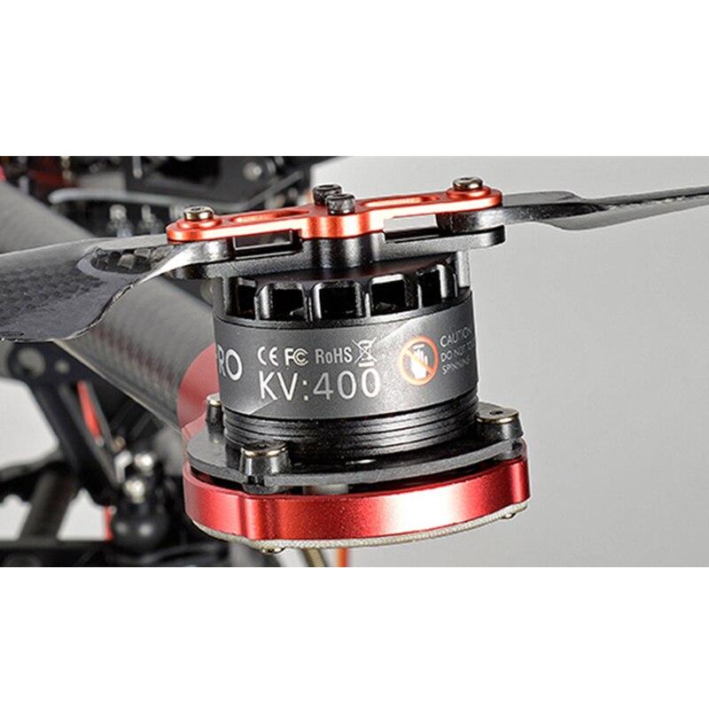 RCTimer 4114 400KV Motor aéreo sin escobillas para multirotores RC S800 S1000 - 2