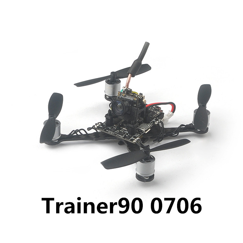 Trainer90 0703 / 0706 1S Brushless FPV PNP Kit with Flysky / Frsky / DSM2 X Receiver Fusion X3 Flight Control for frame kit loymina обои loymina 0703 st0703