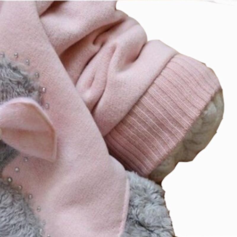 2015 payız yeni gəlişi Cizgi filmi Dovşan Xarici geyimli qız - Uşaq geyimləri - Fotoqrafiya 5