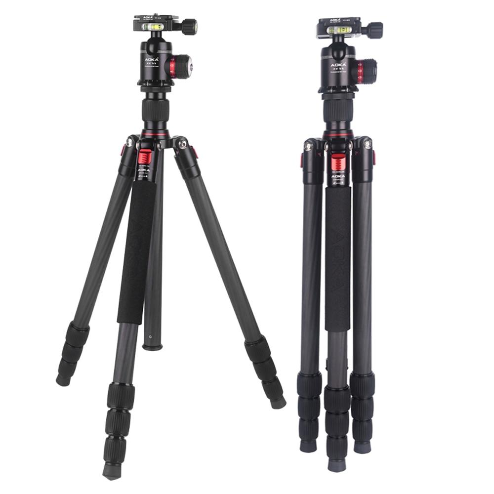 Aoka Camera Tripod Stand Mount Bracket Kt254c Professional