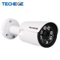 AHD Camera 1080P CCTV Bullet Camera Waterproof Metal Housing 3 6mm Lens 2400TVL Security Camera Night