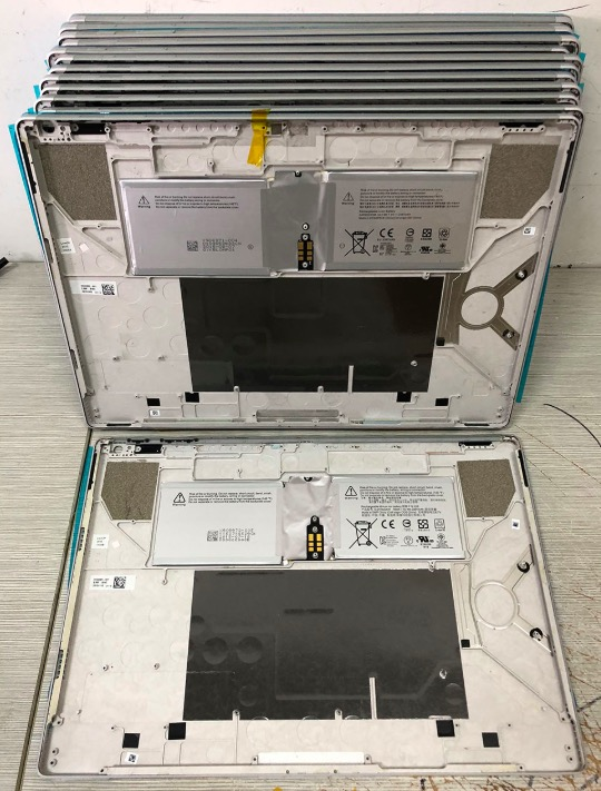 Back Housing For Microsoft Surface Book 1 Book1 Back Case Cover With Battery Replacement Repair Part