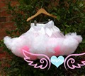 girls skirt baby super fluffy  chindrens pink with  blue yellow soft  ballet  tutu   kids baby fluffy pettiskirts  Free shipping