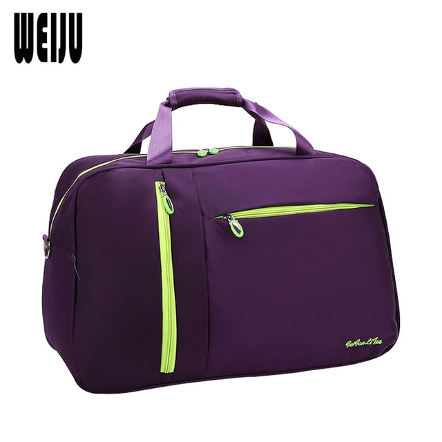 New Men Travel Bags 2016 Large Capacity Nylon Waterproof Travel Bag Women Casual Luggage Duffle Bags Handbag
