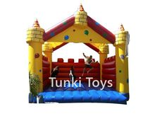 inflatable bouncer castle jumping house