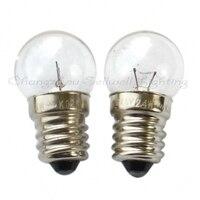 Lâmpada em miniatura g14 6 v 2.4 w E10s A071 BOA 10 pcs sellwell iluminação|lights & lighting|light e10|light 6v -