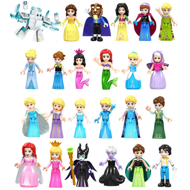 Us 499 8pcs Heart Lake Girl Stella Andrea Martina Olivia Bricks Friends Girls Series Figures Building Blocks Toys Compatible With Lego In Blocks