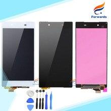 Marke neue für sony xperia z5 e6603 e6633 e6653 lcd Display mit Touch Digitizer Montagewerkzeuge 1 stück freies verschiffen