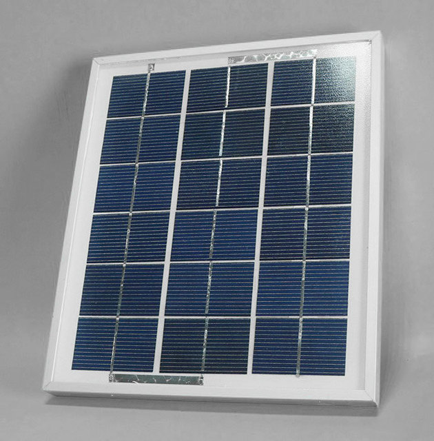 Special offer Polycrystalline solar panels, 9V3W PV module aluminum frame glass cells