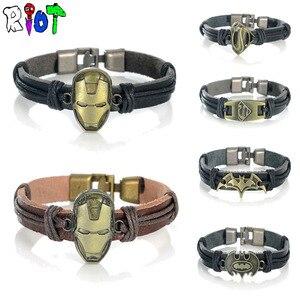 10 Types Leather Bracelets Cla