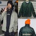Fashion Kanye West Yeezy Season 3 Jacket Men Women High Quality Hip Hop Waterproof Windbreaker Brand Clothing Yeezy Jacket Coats