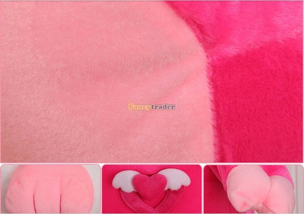 Fancytrader 35\'\' 90cm Jumbo Plush Super Lovely Stuffed Soft Pig, 2 Colors, Free Shipping FT50498 (12)