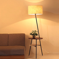 Nordic floor lamp modern home decoration lighting living room sofa coffee table lamp hotel bedroom vertical floor lamp ZP5131021