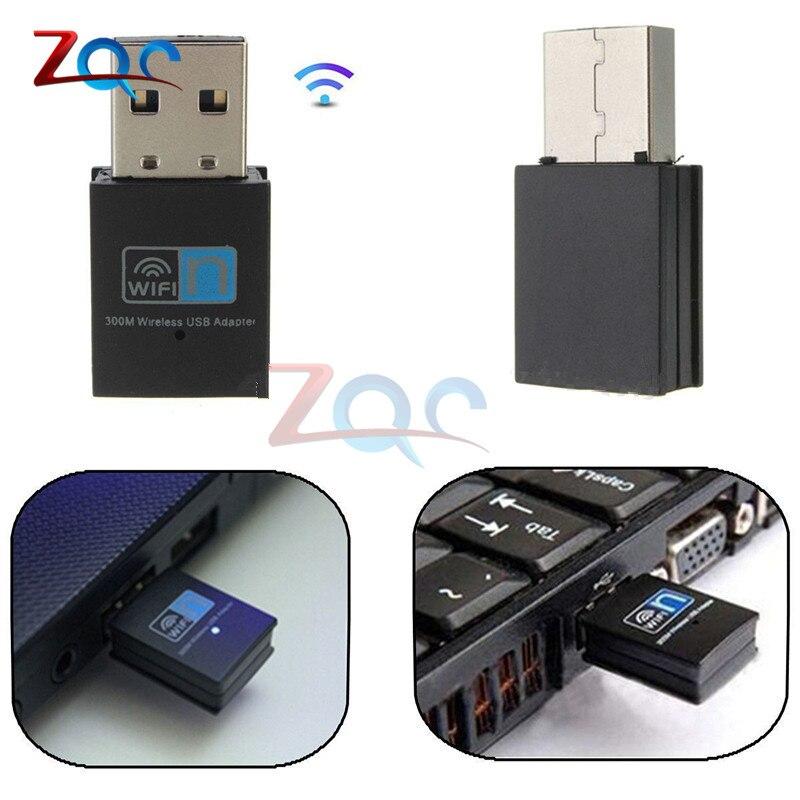 300 Mbps Mini USB 2.0 Interface RTL8192 Wifi dongle Sans Fil LAN Carte Réseau Adaptateur XC1289 OFDM CCK 16-QAM 64-QAM DSSS