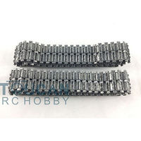 Really BEST 1/16 Scale Metal Tracks FOR HengLong Russia T90 RC Tank Model 3938 TH00585