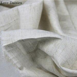 Вискоза/Лен, однотонная серая ткань, окрашенная пряжа, очень тонкая для DIY, летняя одежда, блузка, платье, подкладка, ручная работа, текстильн...