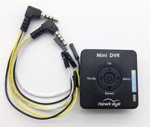 Hawk eye MINI DVR embutido bateria de gravação de vídeo para FPV multicopter quadcopter zangão