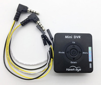 Hawk eye MINI DVR built in battery record video for FPV multicopter quadcopter drone