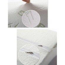 Bamboo Memory Foam Orthopedic Pillow Pillow