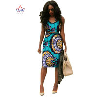 Fashion Women Party Vestidos Crop Top And Skirts African Print Skirt Sets Plus Size Dashiki Sexy