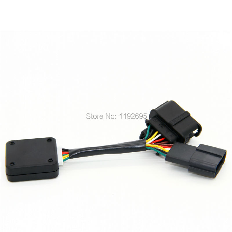 Strong Booster Car modification parts pedal parts electronic throttle Controller for KIA New Carens 5V power supply wholesale