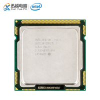 Intel Core i7 870 Desktop Processor i7 870 Quad Core 2.93GHz 8MB L3 Cache LGA 1156 Used CPU