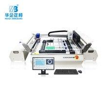 Łatwy w użyciu wysokiej prędkości SMD LED maszyna z elementów SMD/PCB maszyna do montażu/maszyna do montażu SMD w