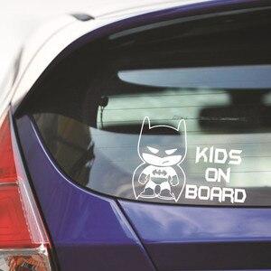 Image 4 - Большая распродажа, Стайлинг автомобиля, новинка, Детская Наклейка на борту автомобиля, виниловые наклейки и наклейки