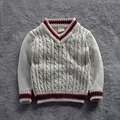 New 2016 spring Autumn Kids movement Larry Sweaters Pullover Shirts knitting Warm Cardigans Tops Children's clothing SOU-007