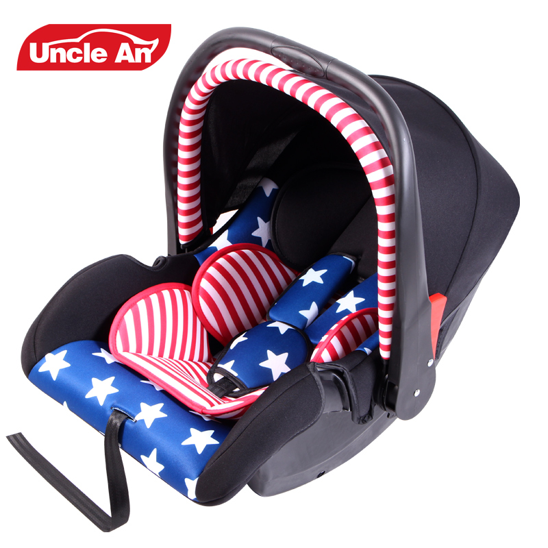 Newborn Cradle, Infant Sleeping Basket, Baby Car Seat for 0~13kg, ECE/CCC Approved, With Footcover & Gloves hot sell pouch baby carrier newborn car seat infant train newborn sleeping basket baby cradle