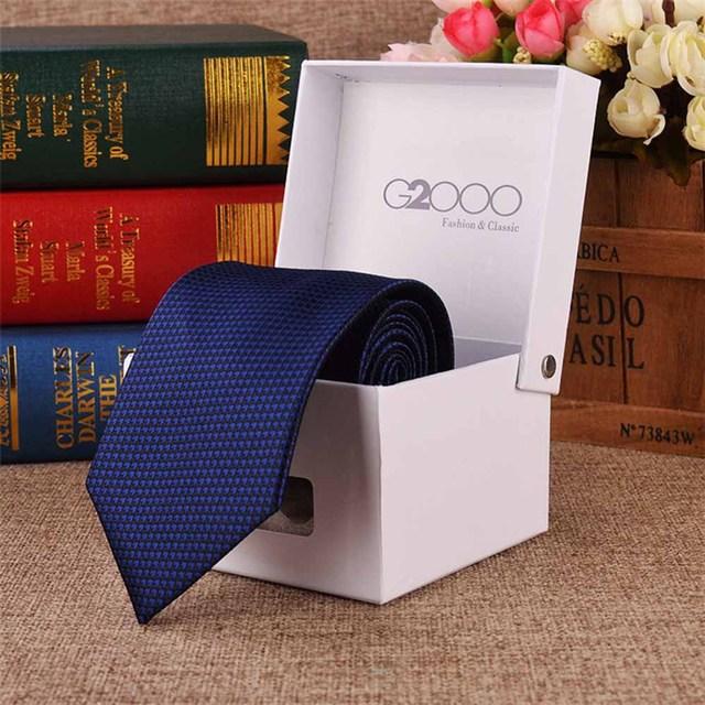 20 estilo Formal do casamento negócios homens laço Clássico stripe grade Acessórios de Moda gravata dos homens de Seda corbatas