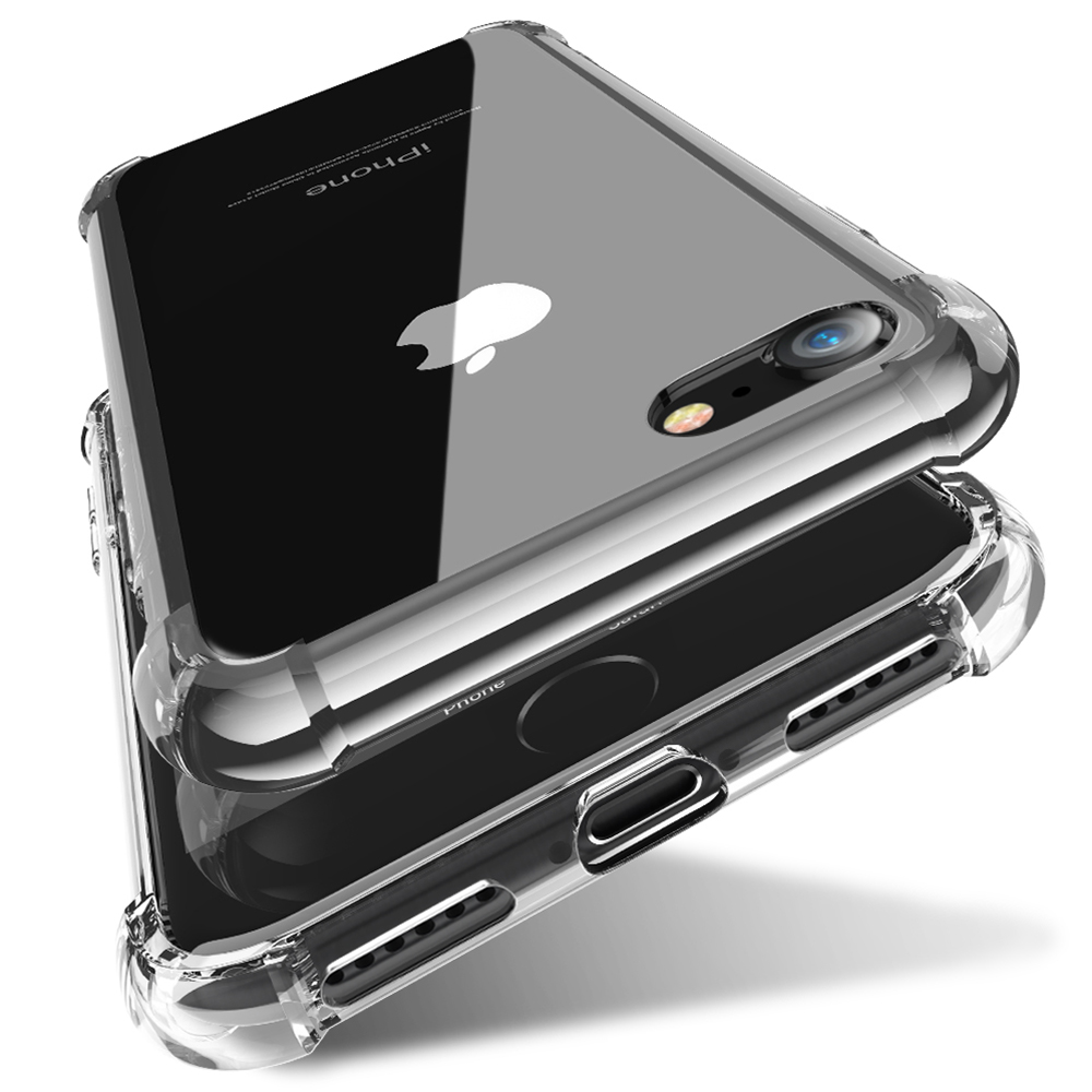 LYKL For iPhone X XS Max Case For iPhone 6 7 8 Plus Shockproof Soft Silicone Phone Case For iPhone XS XR 8 7 Cover Coque Funda